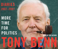 More Time for Politics (CD-Audio)