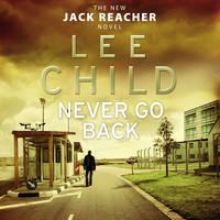 Never Go Back: (Jack Reacher 18) (CD-Audio)