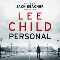 Personal: (Jack Reacher 19) - Jack Reacher (CD-Audio)