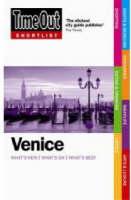 """Time Out"" Shortlist Venice (Paperback)"