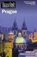 Time Out Prague (Paperback)