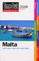 """Time Out"" Shortlist Malta (Paperback)"
