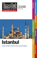 """""""Time Out"""" Shortlist Istanbul (Paperback)"""