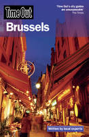 Time Out Brussels (Paperback)