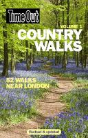Time Out Country Walks Near London Volume 1 (Paperback)