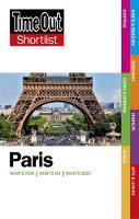 Time Out Paris Shortlist (Paperback)
