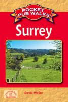 Pocket Pub Walks Surrey - Pocket Pub Walks (Paperback)
