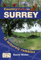 Country Walks in Surrey (Paperback)