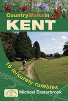 Country Walks in Kent (Paperback)