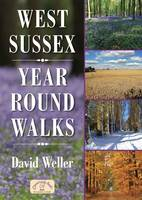West Sussex Year Round Walks (Paperback)