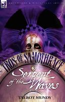 Tros of Samothrace 3: Serpent of the Waves (Paperback)
