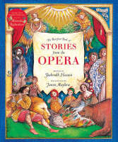 The Barefoot Book of Stories from the Opera - Barefoot Collections