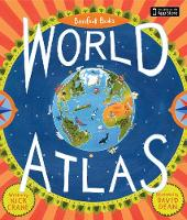 Barefoot Books World Atlas (Hardback)