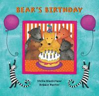 Bear's Birthday (Board book)