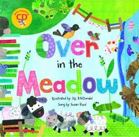Over in the Meadow (Hardback)