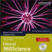 Edexcel 360 Science: Separate Teachers Guide CD ROM - Edexcel GCSE Science