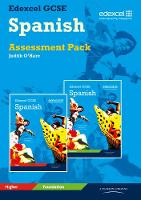 Edexcel GCSE Spanish Assessment SET - Edexcel GCSE Spanish