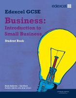 Edexcel GCSE Business: Introduction to Small Business: Units 1, 2 and 6 (Paperback)