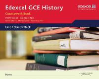 Edexcel GCE History A2 Unit 4 Coursework Book - Edexcel GCE History (Spiral bound)
