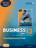 BTEC Level 3 National Business Teaching Resource Pack - Level 3 BTEC National Business