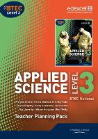 BTEC Level 3 National Applied Science Teacher Planning Pack - BTEC Nationals Applied Science 2016 (CD-ROM)