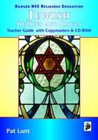 Jewish Beliefs and Issues Teacher Book & CD - Badger KS3 Religious Studies