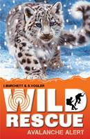 Avalanche Alert - Wild Rescue Bk. 7 (Paperback)