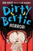 Horror! - Dirty Bertie 24 (Paperback)