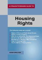 A Straightforward Guide To Housing Rights Revised Ed. 2018