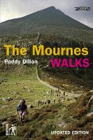 The Mournes Walks - O'Brien Walks (Paperback)