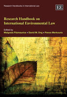 Research Handbook on International Environmental Law - Research Handbooks in International Law Series (Hardback)