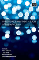 Foreign Direct Investment in Europe: A Changing Landscape (Hardback)