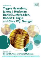 Trygve Haavelmo, James J. Heckman, Daniel L. Mcfadden, Robert F. Engle and Clive W.J. Granger - Pioneering Papers of the Nobel Memorial Laureates in Economics Series 3 (Hardback)