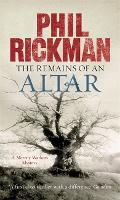 The Remains of An Altar - Merrily Watkins Series (Paperback)