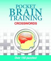 Pocket Brain Training Crosswords (Paperback)