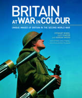 Britain at War in Colour (Hardback)