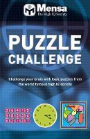 Mensa Puzzle Challenge (Paperback)