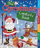 Creativity Book-Christmas (Spiral bound)