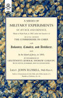 Series of Military Experiments of Attack and Defence 1806 2004 (Hardback)