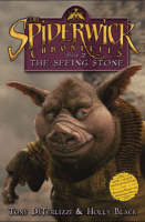 The Seeing Stone - Spiderwick Chronicle No. 2 (Paperback)