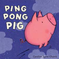 Ping Pong Pig (Paperback)