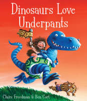 Dinosaurs Love Underpants (Paperback)