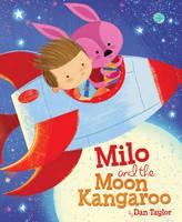 Milo and the Moon Kangaroo (Paperback)