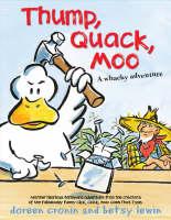 Thump, Quack, Moo (Paperback)
