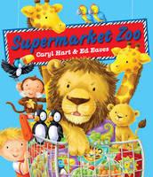 Supermarket Zoo (Hardback)