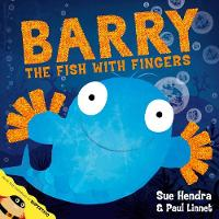 Barry the Fish with Fingers (Paperback)