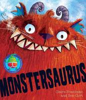 Monstersaurus! (Paperback)