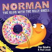 Norman the Slug with a Silly Shell (Paperback)