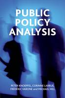 Public policy analysis (Paperback)