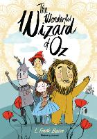 The Wonderful Wizard of Oz - Alma Junior Classics (Paperback)